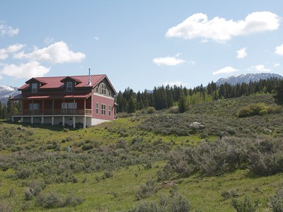 Farm / Ranch / Plantation for sales at A Sportman's Dream 2 Richard Lane Cora, Wyoming 82925 United States