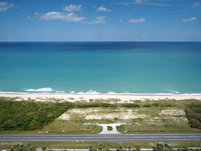 Condomínio for sales at Oceanfront Condominium Community With 15 Units 0 N Highway A1A Fort Pierce, Florida 34949 Estados Unidos