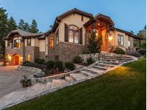 Einfamilienhaus for sales at 128 Silver Leaf Way   Castle Pines Village, Castle Rock, Colorado 80108 Vereinigte Staaten