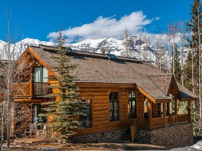 コンドミニアム for sales at Double Cabins, Unit 2 115 San Joaquin Road Double Cabins, Unit 2 Telluride, コロラド 81435 アメリカ合衆国