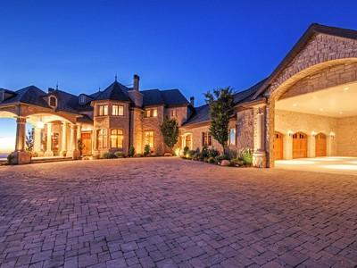 Частный односемейный дом for sales at Chateau Margot 4101 Hidden Ridge Cir Bountiful, Юта 84101 Соединенные Штаты