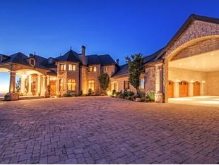 Maison unifamiliale for sales at Chateau Margot 4101 Hidden Ridge Cir Bountiful, Utah 84101 États-Unis