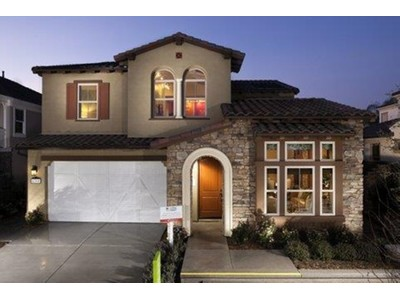 Casa Unifamiliar for sales at Sorrento Prestige 10990 Lopez Ridge Lot 11  San Diego, California 92121 Estados Unidos