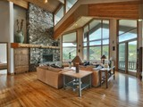 Property Of Exceptional Views from American Flag's Upper Tier