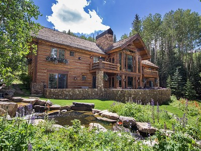 Single Family Home for sales at 101 Rocky Road   Telluride, Colorado 81435 United States