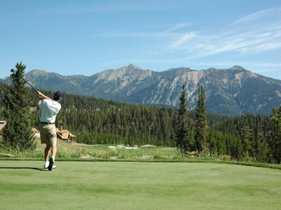 Land for sales at Spanish Peaks Mountain Club - Elkridge 41, Overlooks 5th Hole of Golf Course 41 Elk Meadows Trail Big Sky, Montana 59716 Vereinigte Staaten