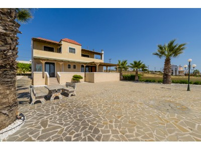 独户住宅 for sales at Private Path To The Sea Lachania Rhodes, 爱海琴南部 85100 希腊