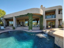 Single Family Home for sales at Private Four Bedroom Custom Home 34972 N Indian Camp Trl   Scottsdale, Arizona 85266 United States