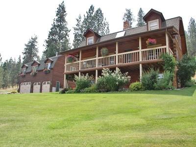 Vivienda unifamiliar for sales at 1145 Big Flat Road  Missoula, Montana 59804 Estados Unidos