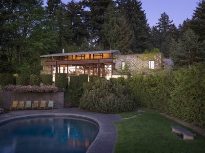 Single Family Home for sales at Studio House 970 NW Elford Dr Seattle, Washington 98177 United States