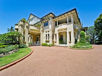 公寓 for sales at Babworth House 2/1 Mount Adelaide Street Darling Point, New South Wales 2027 澳大利亞