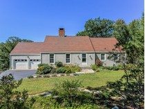 Single Family Home for sales at Impeccable Expanded Cape 42 Beechwood Lane   Ridgefield, Connecticut 06877 United States