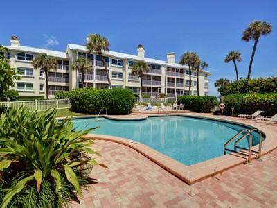 Condominium for sales at Oceanfront Condo in Sea Oaks 8880 Sea Oaks Way #208  Vero Beach, Florida 32963 United States