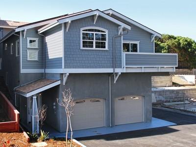 Nhà ở nhiều gia đình for sales at 2 Homes near Beach 1255-1257 Main Street Morro Bay, California 93442 Hoa Kỳ