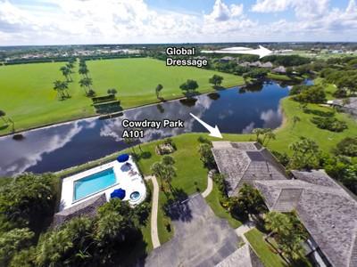 Condominio for sales at 13260 Polo CLub Rd A101 13260 Polo Club Road A101  Wellington, Florida 33414 Estados Unidos