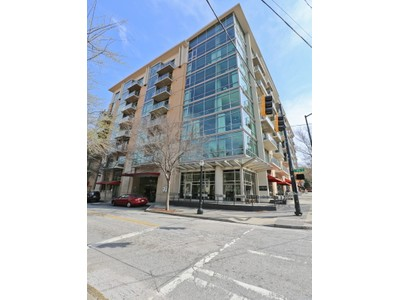 Condominium for sales at 3-Unit Combination/Largest Loft in Midtown 905 Juniper Street NE #416 Atlanta, Georgia 30309 United States