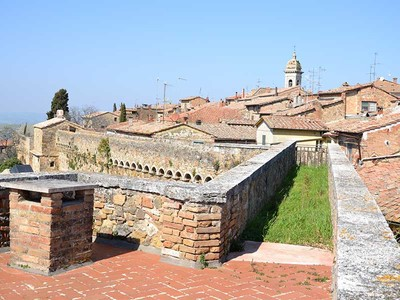 Maison unifamiliale for sales at Watch Tower with scenic views San Quirico d'Orcia  Siena, Siena 53027 Italie