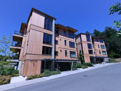 Piso for sales at Quiet Top Floor Condo B305-150 Nursery Hill Drive Victoria, British Columbia V9B0P2 Canadá