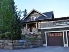 Villa for sales at Artfully Done Craftsman Style Home 429 E Marina Crest Lane Whitefish, Montana 59937 Stati Uniti