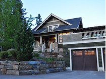 一戸建て for sales at Artfully Done Craftsman Style Home 429 E Marina Crest Lane   Whitefish, モンタナ 59937 アメリカ合衆国