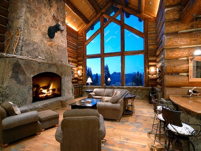 Maison unifamiliale for sales at Castlewood Estate 625 Red Mountain Ranch Road Crested Butte, Colorado 81224 États-Unis