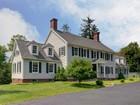 Maison unifamiliale for sales at Litchfield Historic District Colonial Reproduction 68 South Street Litchfield, Connecticut 06759 États-Unis