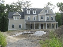 Single Family Home for sales at Quality New Construction on Prestigious Street 24 Hillcrest Lane   Weston, Connecticut 06883 United States