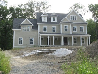 단독 가정 주택 for sales at Quality New Construction on Prestigious Street 24 Hillcrest Lane Weston, 코네티컷 06883 미국