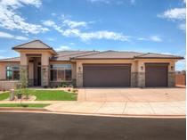 Single Family Home for sales at Beautiful New 3 Bedroom Model Home in Bella Sol Lot 200 North Town Rd   Santa Clara, Utah 84765 United States