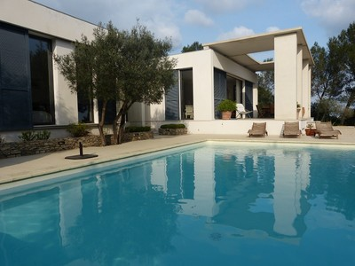 Single Family Home for sales at BEAUTIFUL CONTEMPORARY VILLA  Other Languedoc-Roussillon, Languedoc-Roussillon 30000 France