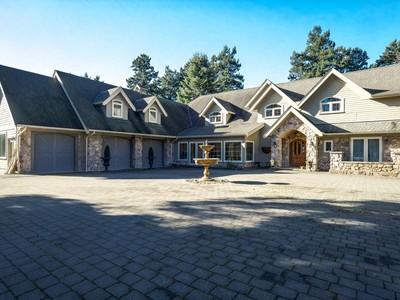 Autre résidentiel for sales at Magnificent 3,964 sf Oceanfront Custom Home 279 Marine Drive  Point Roberts, Washington 98281 États-Unis