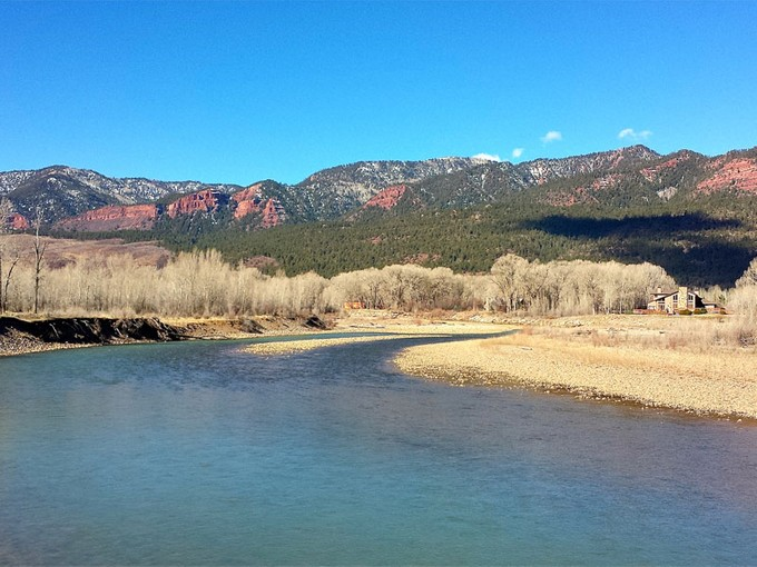 Land for sales at River Valley Ranch TBD CR 250 Durango, Colorado 81301 United States