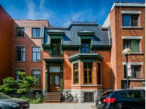 Частный односемейный дом for sales at Le Plateau-Mont-Royal (Montréal) 3438 Rue De Bullion   Le Plateau Mont Royal, Квебек H2X2Z9 Канада