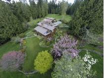 Single Family Home for sales at Brigham Estate 6450 NE Brigham Road   Bainbridge Island, Washington 98110 United States