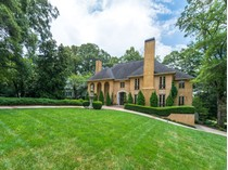 Single Family Home for sales at Beautiful Mediterranean Style House 420 Peachtree Battle Avenue NW   Atlanta, Georgia 30305 United States