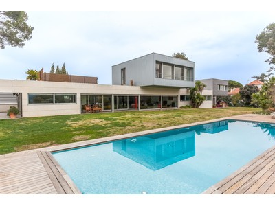 Einfamilienhaus for sales at Exceptional villa overlooking the park of Collserola, near Barcelona Other Barcelona, Barcelona Spanien
