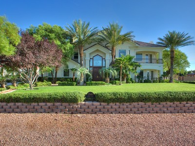 Single Family Home for sales at 2940 Hardin Drive  Henderson, Nevada 89074 United States