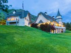 Nhà ở một gia đình for sales at German Inspired Chateau on 9.7 Acres 190 North 1440 East Springville, Utah 84663 Hoa Kỳ
