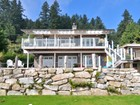Nhà ở một gia đình for sales at Stunning Gibsons Waterfront 894 Marine Drive Gibsons, British Columbia V0N1V1 Canada