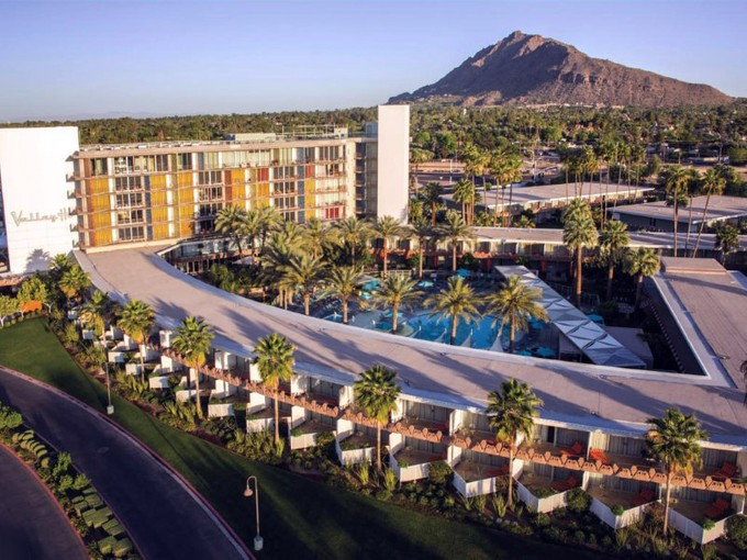 Condominium for sales at Premier 7th Floor Penthouse in Scottsdale's Historic Hotel Valley Ho 6850 E Main Street #7705 Scottsdale, Arizona 85251 United States