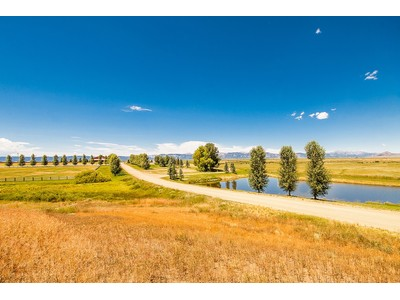 Farm / Ranch / Plantation for sales at Grizzly Ranch 22421 Highway 14  Walden, Colorado 80430 United States