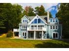 Maison unifamiliale for sales at 3 Bedroom Post and Beam Cape 88 Blaisdell Hill Road   Sutton, New Hampshire 03273 États-Unis