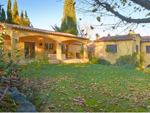 Single Family Home for sales at Grasse - Country house for sale in a 2 hectares domain  Grasse, Provence-Alpes-Cote D'Azur 06130 France