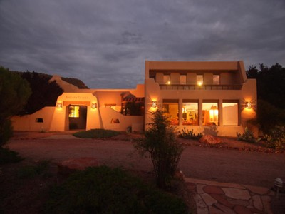 Maison unifamiliale for sales at Casa Azteca Ranch Estate 1220 Jacks Canyon Rd Sedona, Arizona 86351 États-Unis