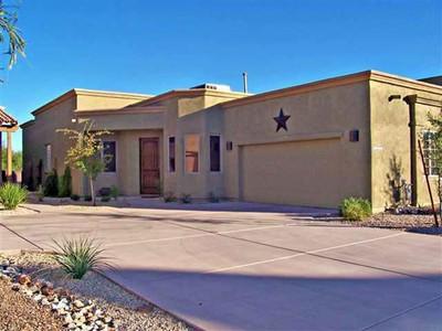 Single Family Home for sales at Fabulous Mountain Views in Tubac 2187 Embarcadero Tubac, Arizona 85646 United States