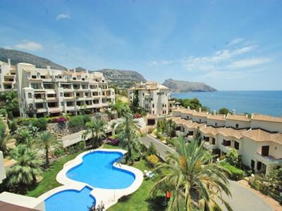 Casa Unifamiliar for sales at Superb Duplex Apartment in prestigous Residence Partida Cap Negret 60 Altea, Alicante Costa Blanca 03590 España