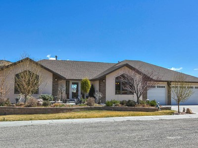 Single Family Home for sales at Elegant Contemporary Ranch 2572 North 2650 West Helper, Utah 84526 United States
