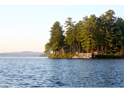 Single Family Home for sales at Lake Sunapee Home 28 Echo Cove Road  Newbury, New Hampshire 03755 United States
