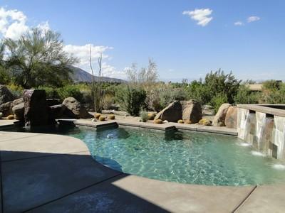 Single Family Home for sales at 73956 Desert Bloom Trail  Palm Desert, California 92260 United States