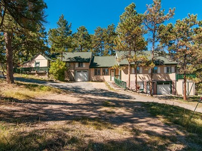 Single Family Home for sales at 3011 Conifer Circle   Evergreen, Colorado 80439 United States